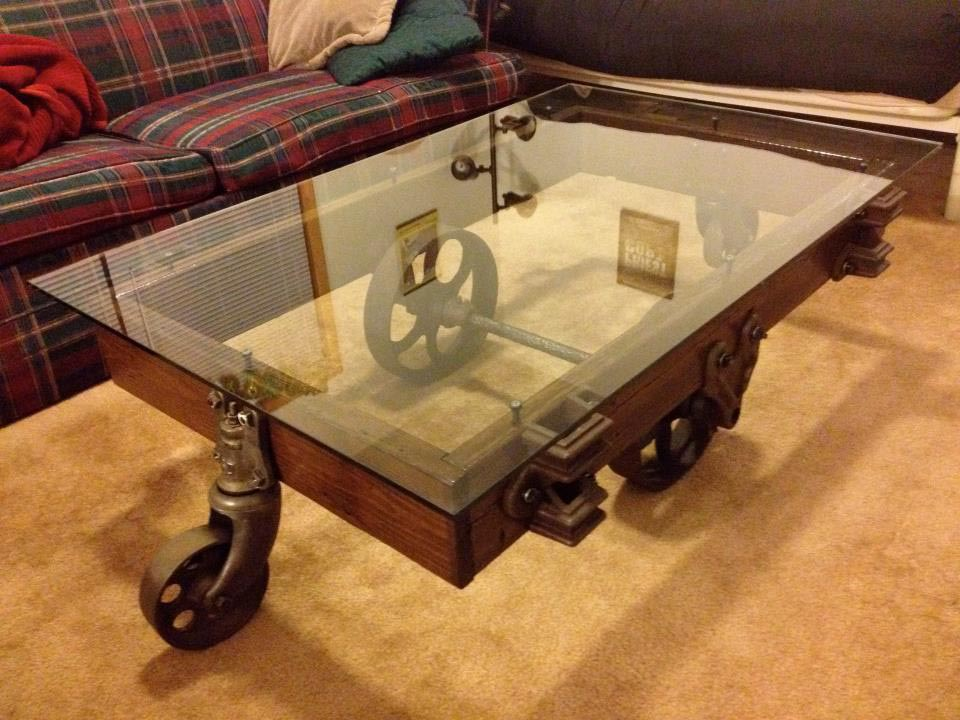 Antique Coffee Table Is Always In Fashion Coffee Table Design Ideas