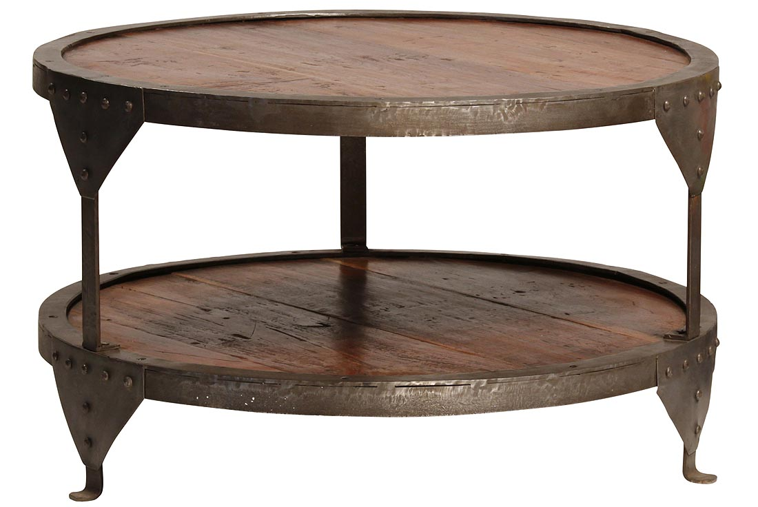 Antique round coffee table coffee table design ideas Coffee table antique