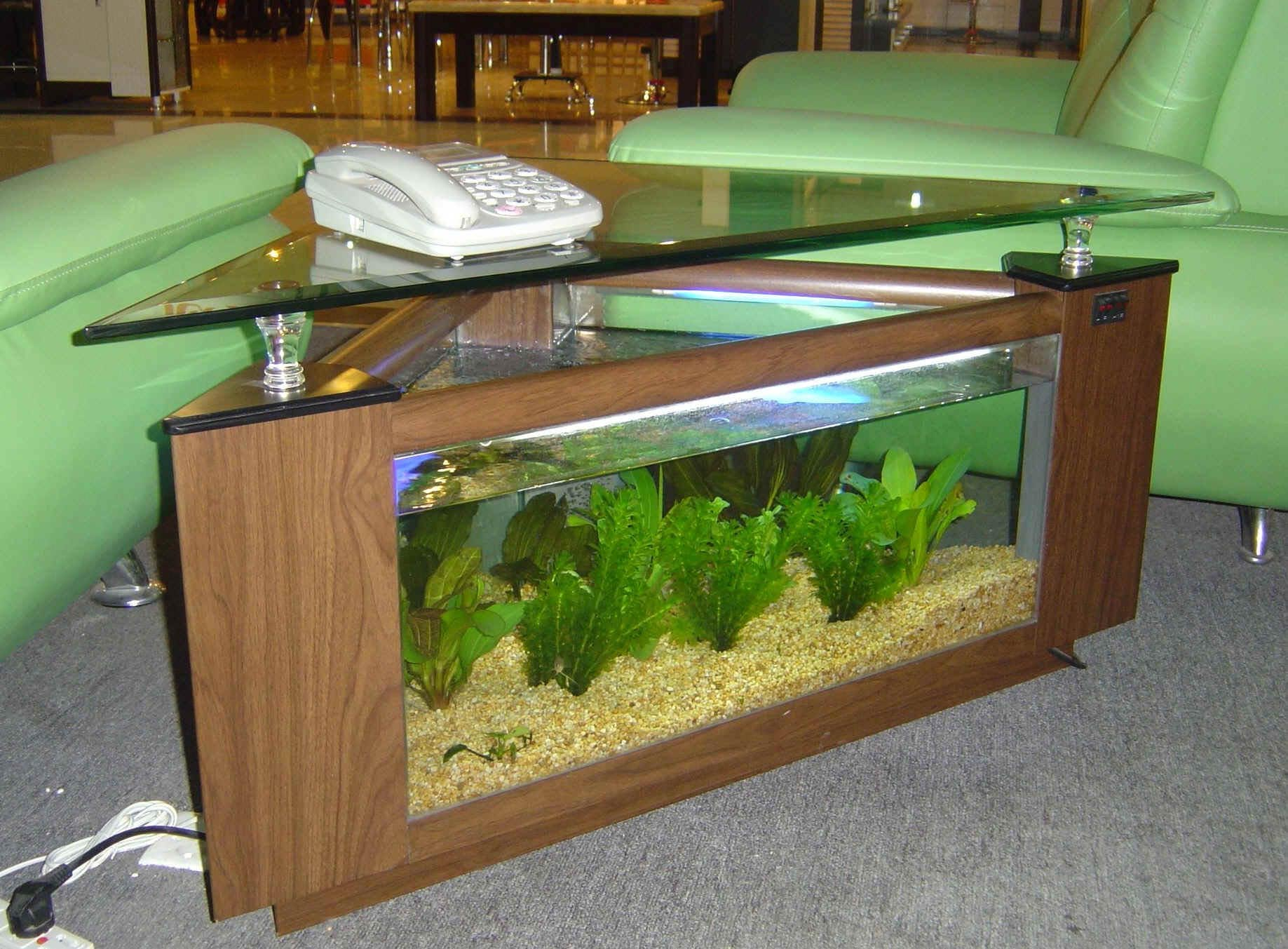 Aquarium Coffee Table Cheap