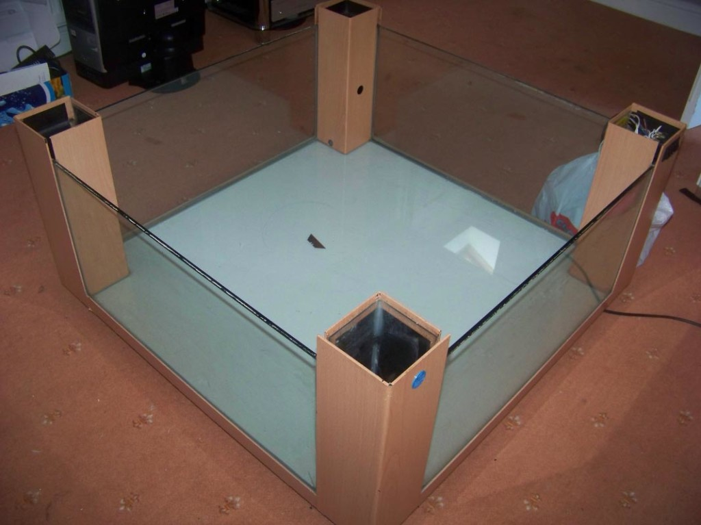 Aquarium Coffee Table Plans