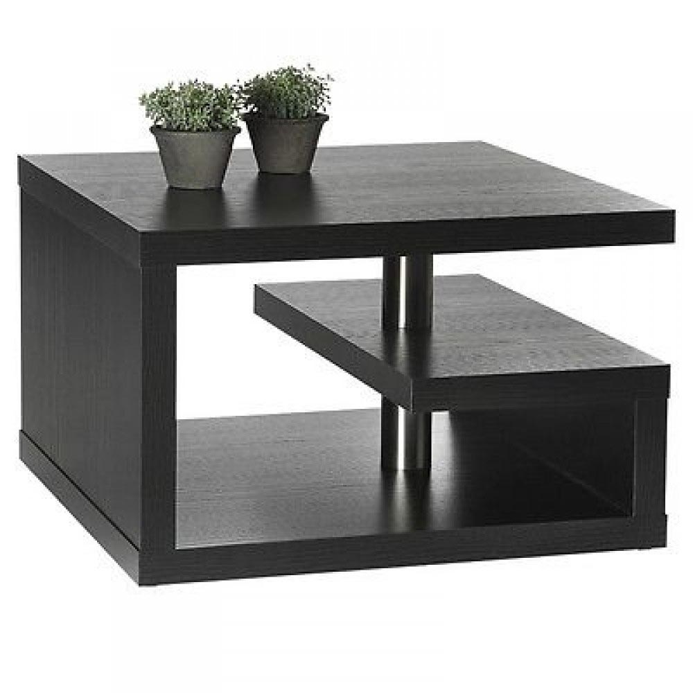Black Chest Coffee Table Design Ideas