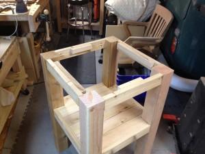 Cedar Coffee Table Plans