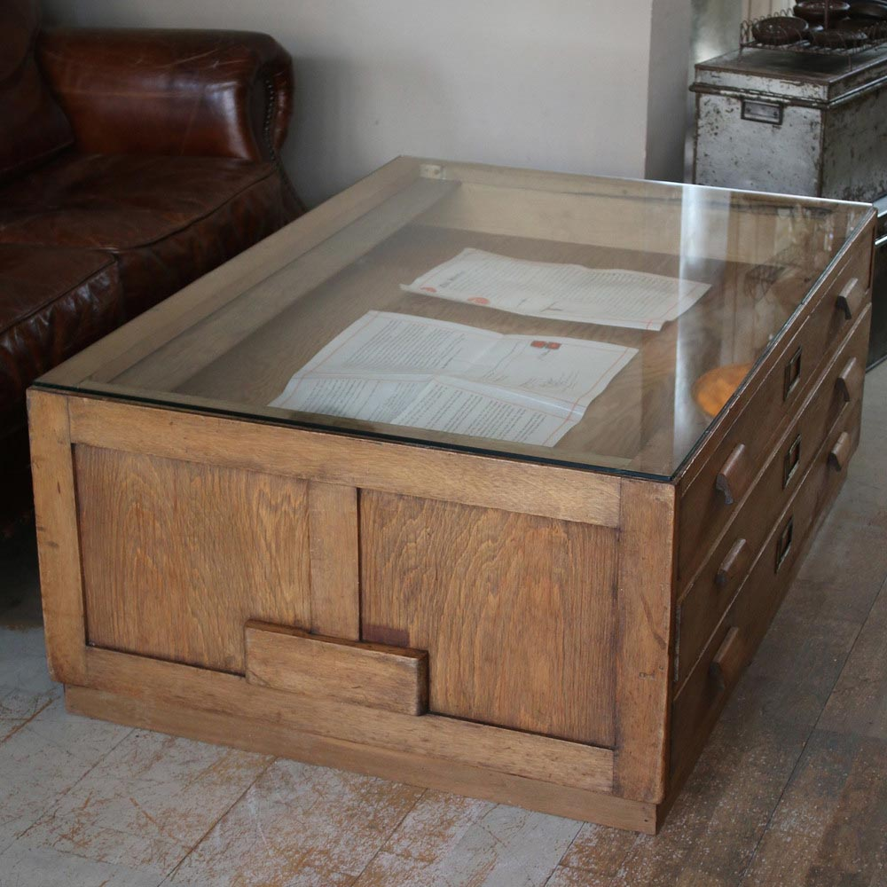 Coffee Table Chest Plans