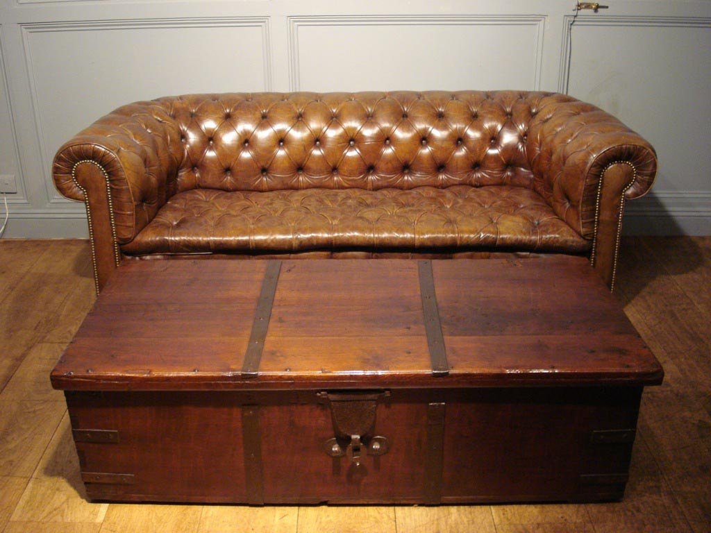Coffee Table Chest Trunk Design Ideas