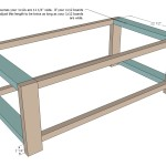 Coffee Table DIY Plans