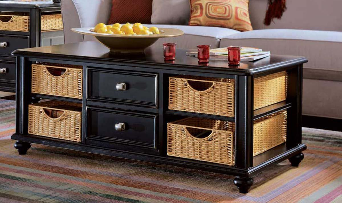 Coffee table with drawers plans coffee table design ideas for Large coffee table with drawers