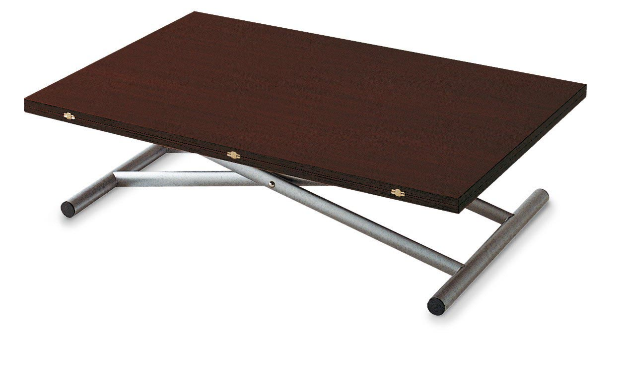 Coffee table with folding legs coffee table design ideas for Table retractable
