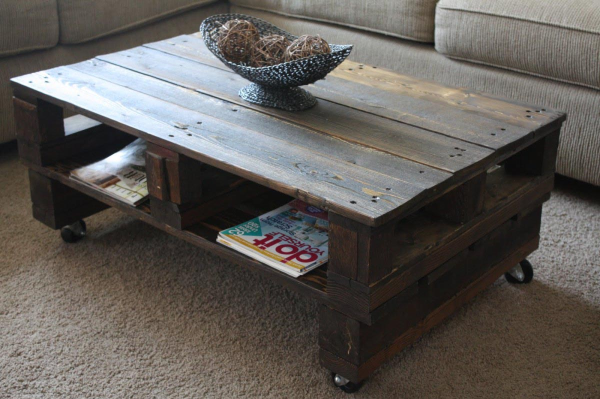 - DIY Coffee Table With Drawers Coffee Table Design Ideas