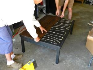 Farmhouse Coffee Table Plans