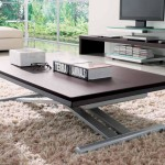 Folding Coffee Dining Table