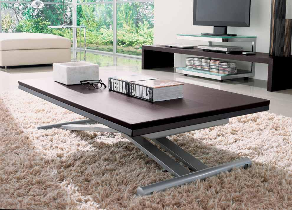 Folding coffee dining table coffee table design ideas Coffee table to dining table