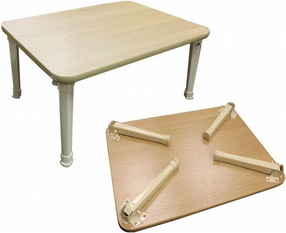 Table with folding legs folding table legs set of 4 for Table retractable