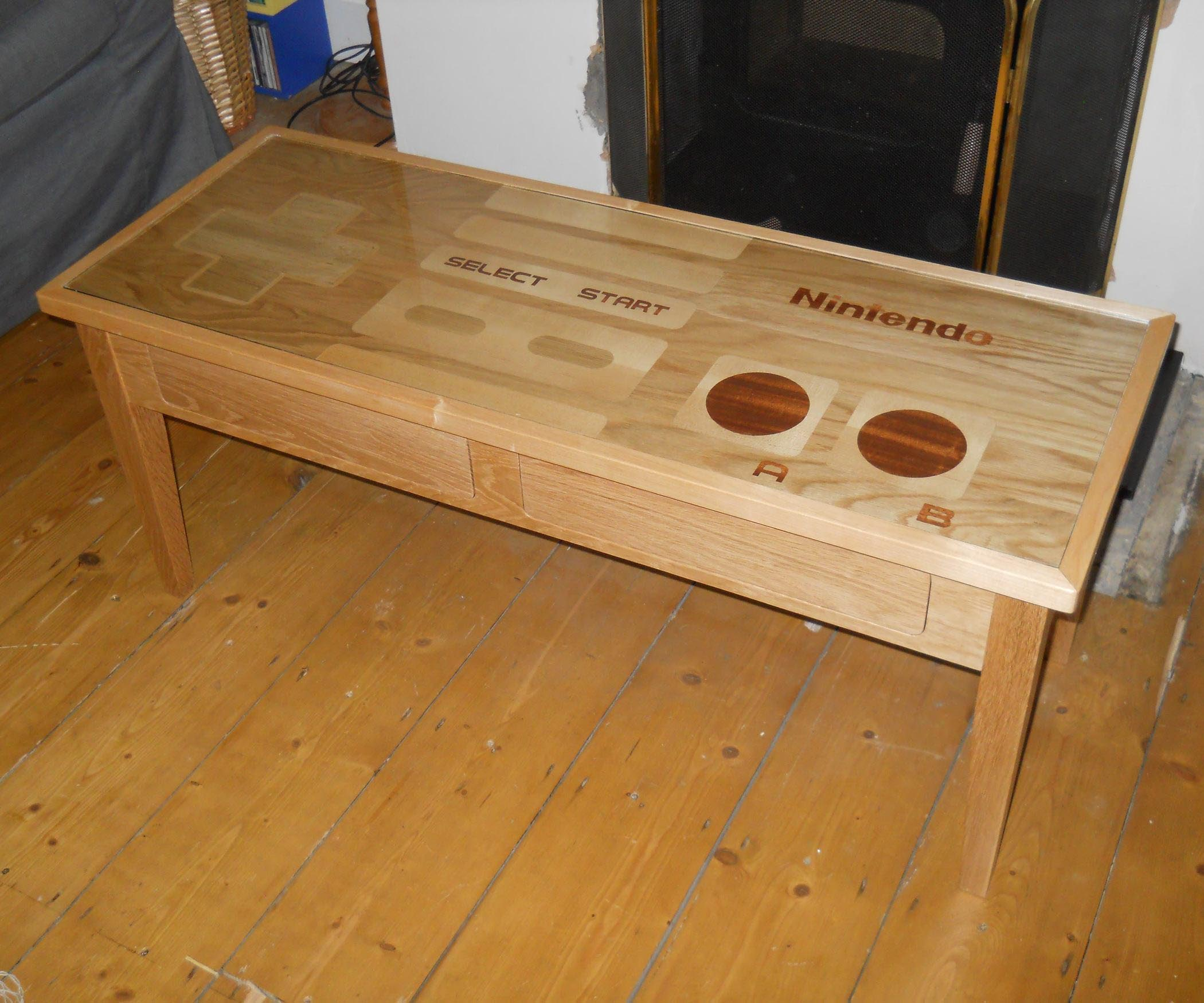 Folding Coffee Table Plans