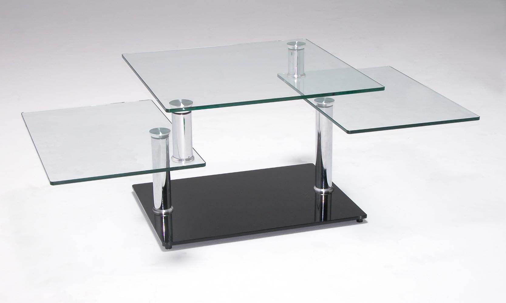 Folding glass coffee table coffee table design ideas Designer glass coffee tables