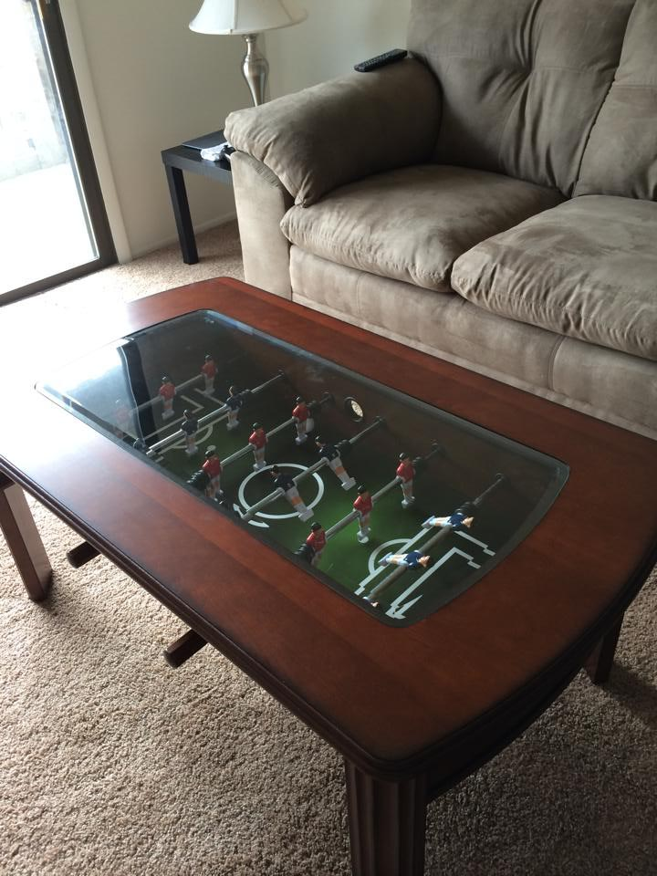 Foosball Coffee Table Costco