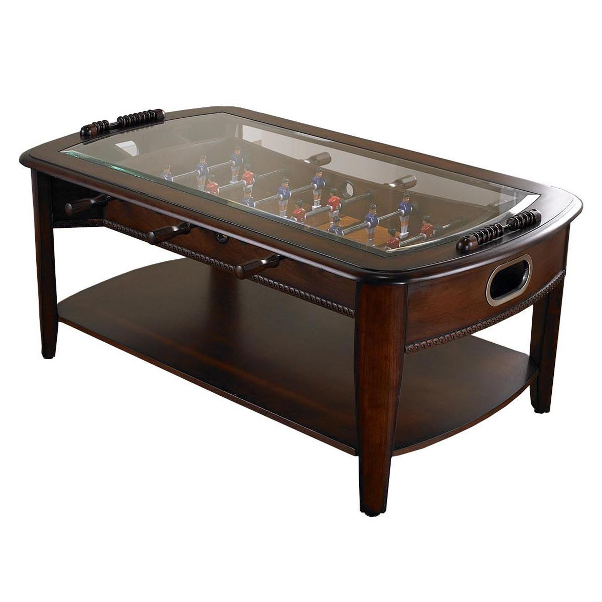 foosball coffee table with stools coffee table design ideas. Black Bedroom Furniture Sets. Home Design Ideas