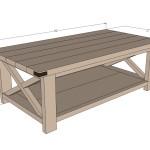 Free Coffee Table Plans