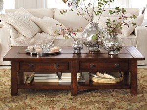 Glass Coffee Table Accessories