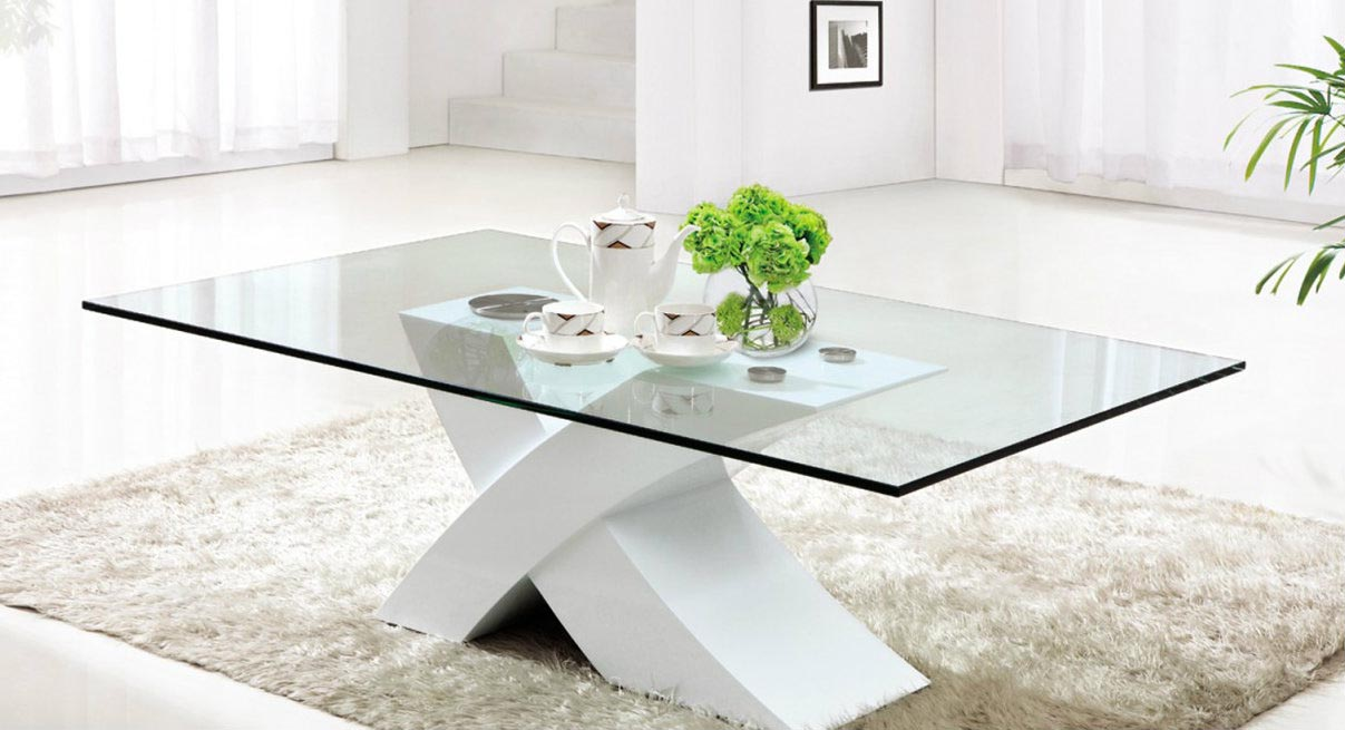 Glass Cover for Coffee Table