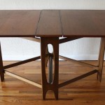 Low Folding Coffee Table