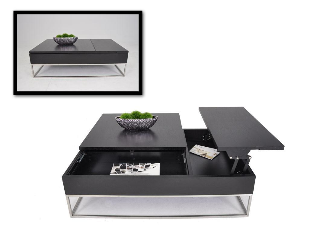 Modern Coffee Table Storage
