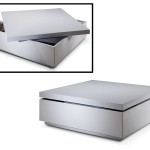 Modern Storage Coffee Table