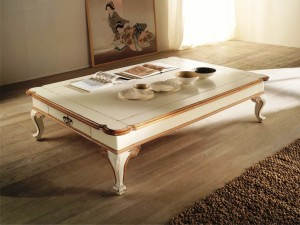 Painted Coffee Table Ideas
