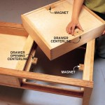 Shaker Coffee Table Plans