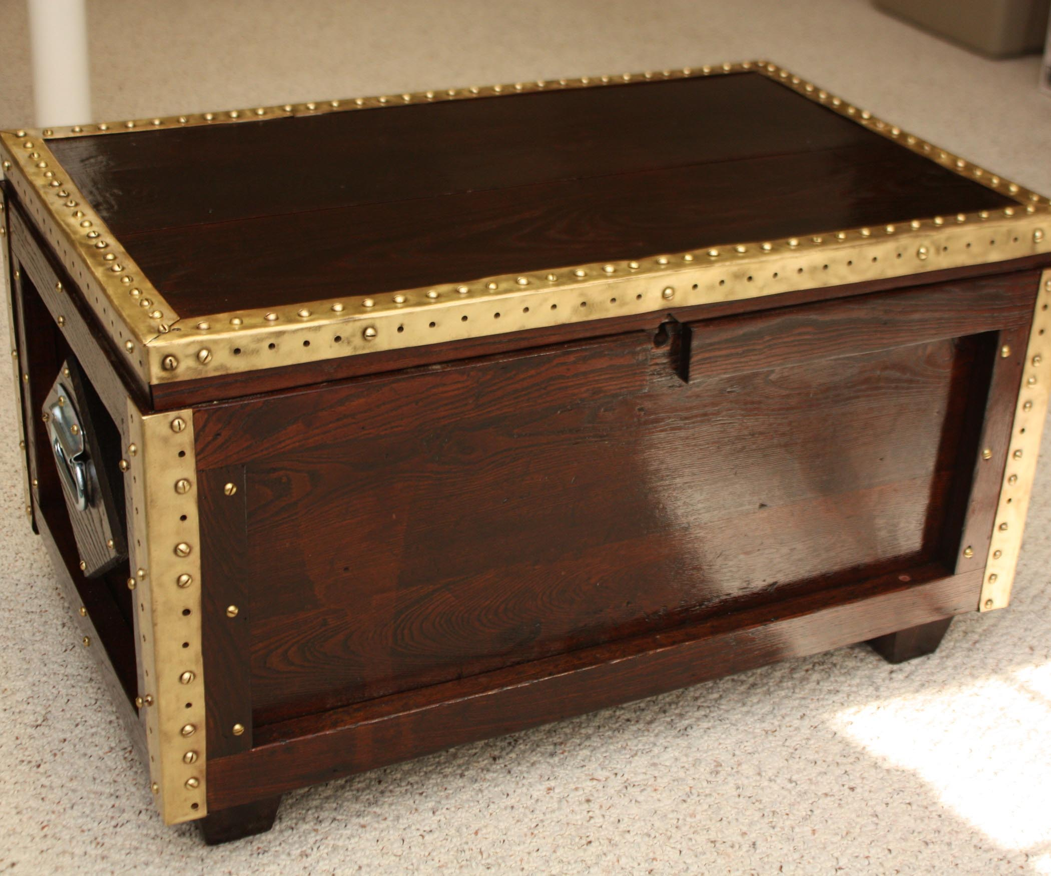 Treasure Chest Coffee Table