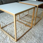 Bamboo Coffee Table IKEA