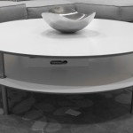 Circular Coffee Table IKEA