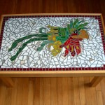 Coffee Table Mosaic Top