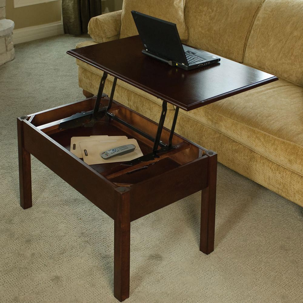 Coffee Table Pop Up