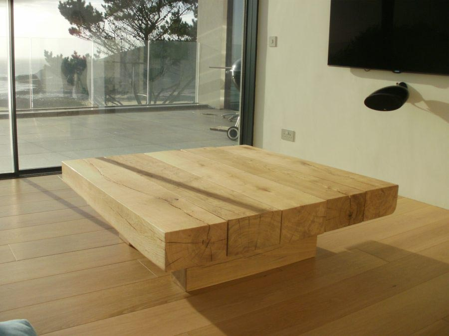 Large Low Coffee Table