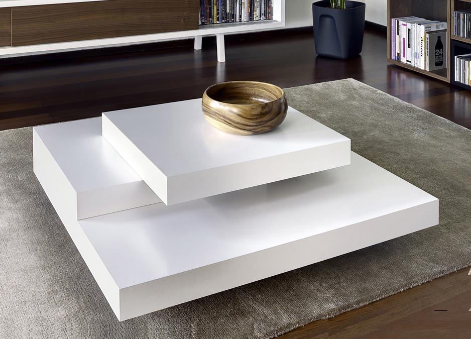 Large Modern Coffee Table Design Ideas