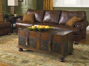Large Trunk Coffee Table
