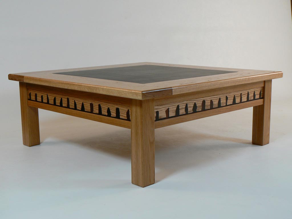 Large wooden coffee table coffee table design ideas for Large wood coffee table