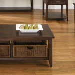 Mission Style Coffee Table and End Tables