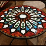 Mosaic Outdoor Coffee Table