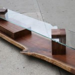 Narrow Coffee Table for Small Space