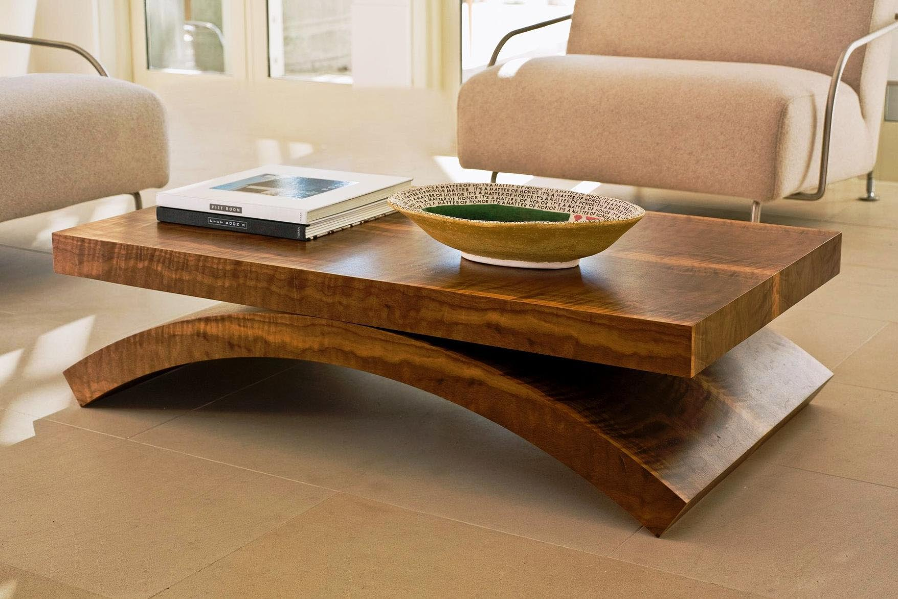 Why You May Need an Oversized Coffee Table