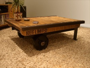 Retro Coffee Table Designs
