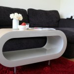 Retro Hoop Coffee Table