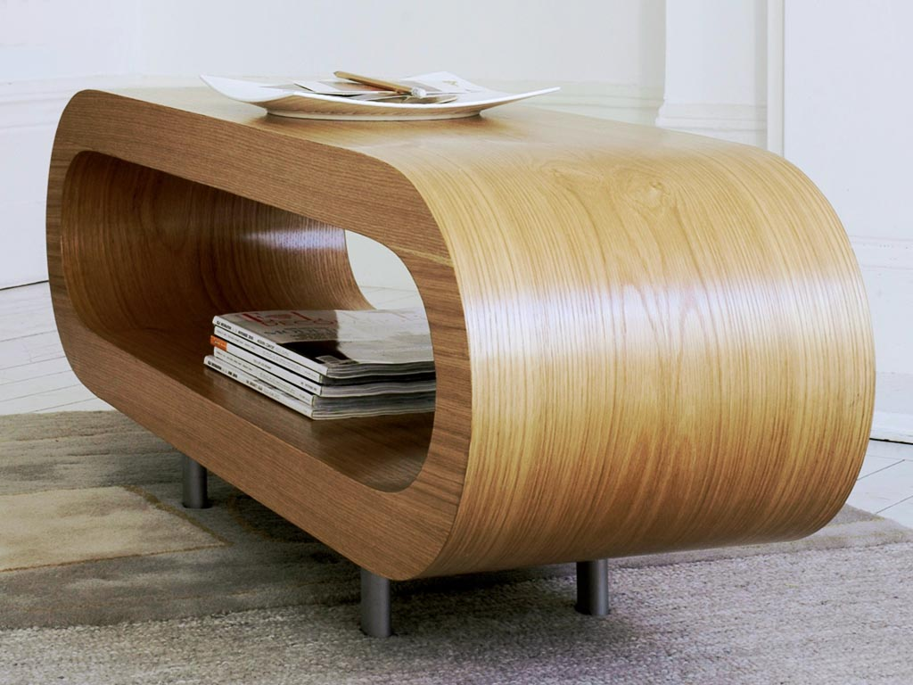 Retro Oak Coffee Table