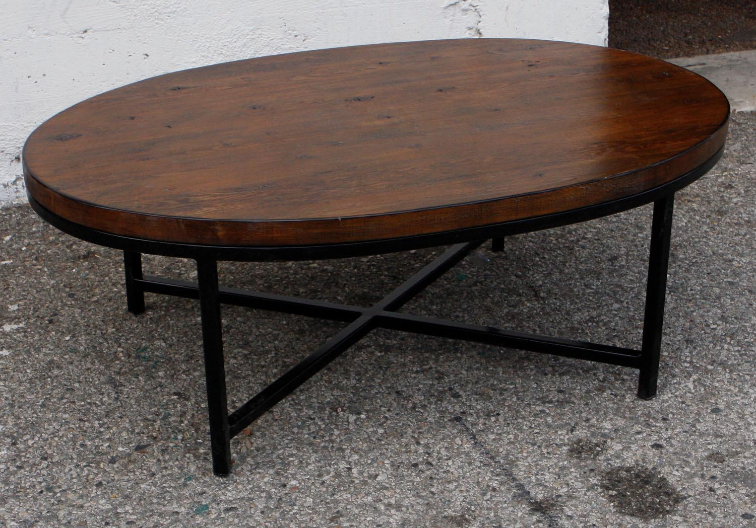 - Retro Oval Coffee Table Coffee Table Design Ideas