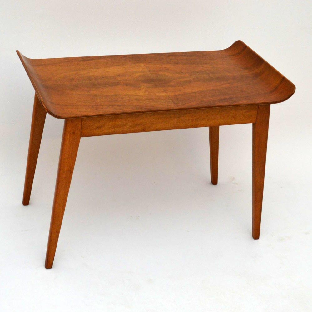 Retro Walnut Coffee Table Coffee Table Design Ideas
