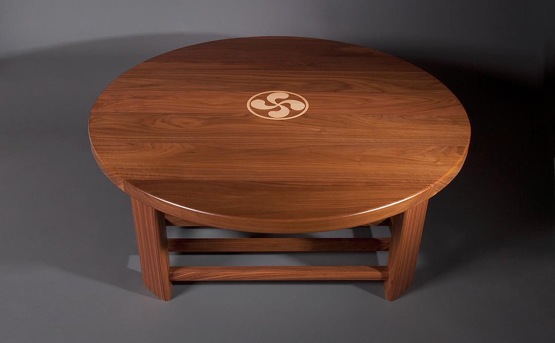 Round Maple Coffee Table Coffee Table Design Ideas