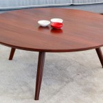 Round Retro Coffee Table