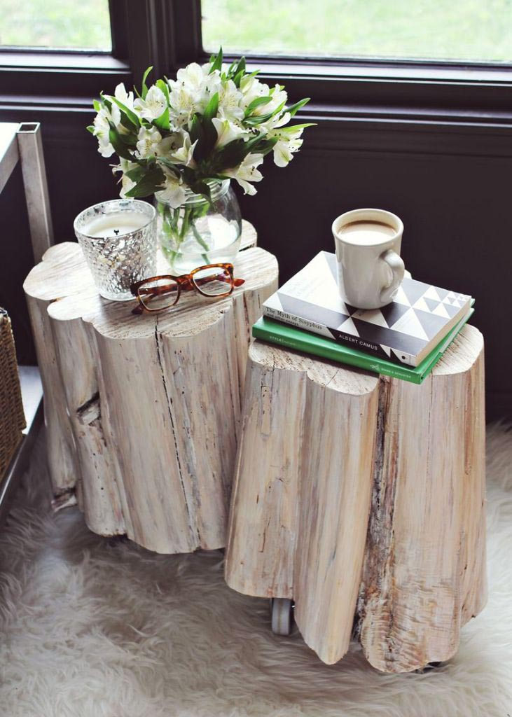 Silver Trunk Coffee Table