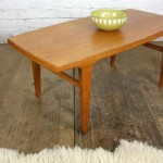 Small Vintage Coffee Table